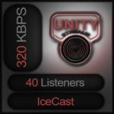 [UnityStreams] USA IceCast v2 Stream 40 Listeners Daily