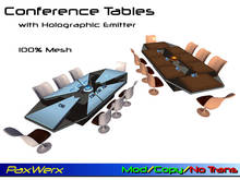 PaxWerx Conference Tables