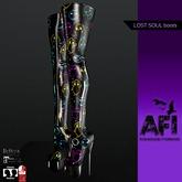 AFI Designs Lost Soul Boots *add me*