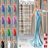"""""""007 Spectre"""" Fatpack Gown - Fashion Dream"""