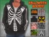 [Phunk] Men's Halloween Hoodie (8 Designs)