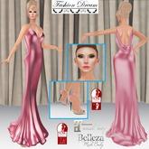 """007 Spectre"" Rose Gown - Fashion Dream"