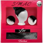 S.M.A.C Lee Hairbase (Black/White)(Catwa Applier)