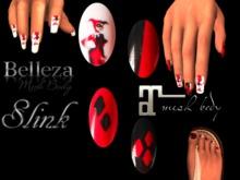 *MF* Harley Quinn Nails