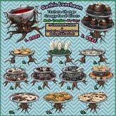 [LJ] Gothic Luncheon #11 - Grandmama's Cherry Pies
