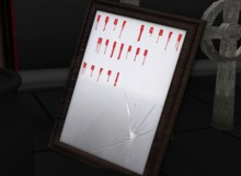 Love Note Mirror (Write love notes in the mirror!) ★ The Love Note Mirror ★