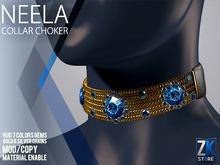 ZK - Neela Collar Choker Colar