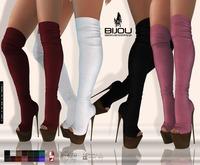| bijou | Delight Boots! *Maitreya, Slink, Belleza*