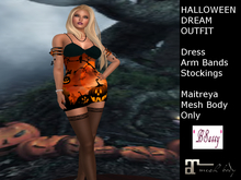 *BSASSY* HALLOWEEN DREAM DRESS