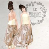 Summer Dress *fleuret*2 DEMO