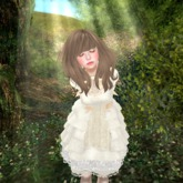 Gothic x Frill Dress GACHA *Le muguet* DEMO