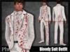 [Phunk] Bloody Suit & Dress Shoes