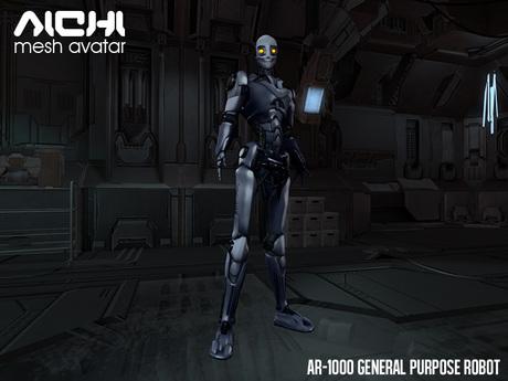 AICHI AR-1000 General Purpose Robot Avatar