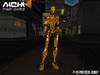 AICHI P-55 Protocol Robot Avatar