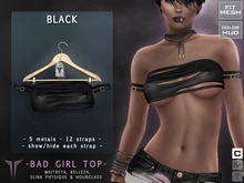 **RE** Bad Girl Top - Black BOX