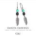 Cae :: Dakota :: Earrings [bagged]