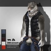 JOMO Male werewolf Cotton vest
