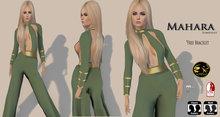 :.: Katak :.: Jumpsuit Mahara Green