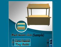 Mesh Vendor Cart(SAMPLE)