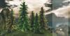 LB Mesh Cedar v1 4 Seasons