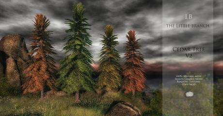LB Mesh Cedar v2 4 Seasons