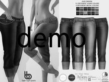 Bens Boutique - Hale Capri Jeans - Hud Driven demo