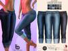 Hale capri jeans 1