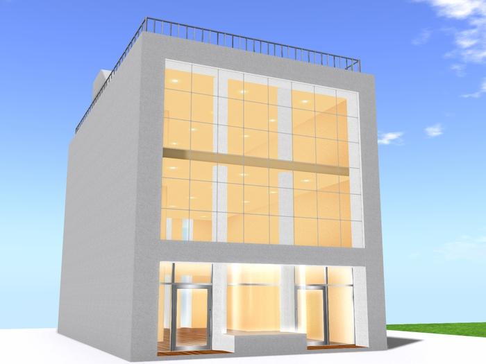 *AQF* Store Building M01-WH