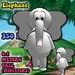 [Screwball Cartoon Avatars] Elephant Avatar