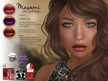 Asian skin Masami, modifiable shape, all skin tones. Catwa, SLINK Physique, Maitreya, Omega, EVE appliers (DEMO)