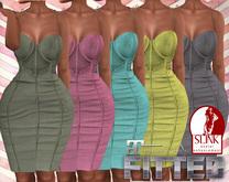 [MALAGA] Corset Dress