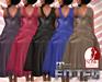 [MALAGA] Leather Dress