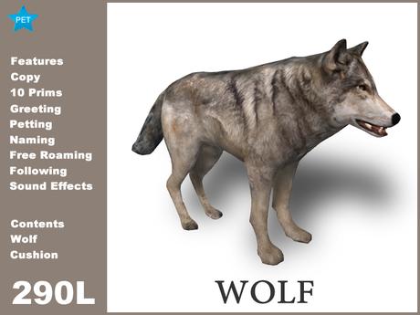 [TomatoPark] DEMO Wolf