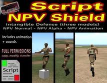 NPV shield script (three models)