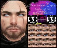 .Viki. Narcisus Eyes - Fatpack
