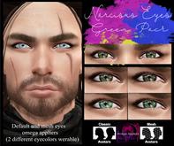 .Viki. Narcisus Eyes - Green Pack