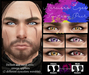 .Viki. Narcisus Eyes - Fantasy Pack