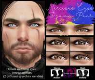 .Viki. Narcisus Eyes - Brown Pack