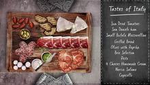 GA Home - Tastes of Italy