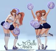 BellePoses - Cheerleader