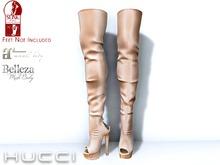 ::HH::Hucci Portel Boot - Nude