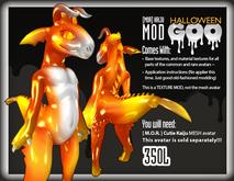 ::Static:: Kaiju Goo Mod - Candy Corn