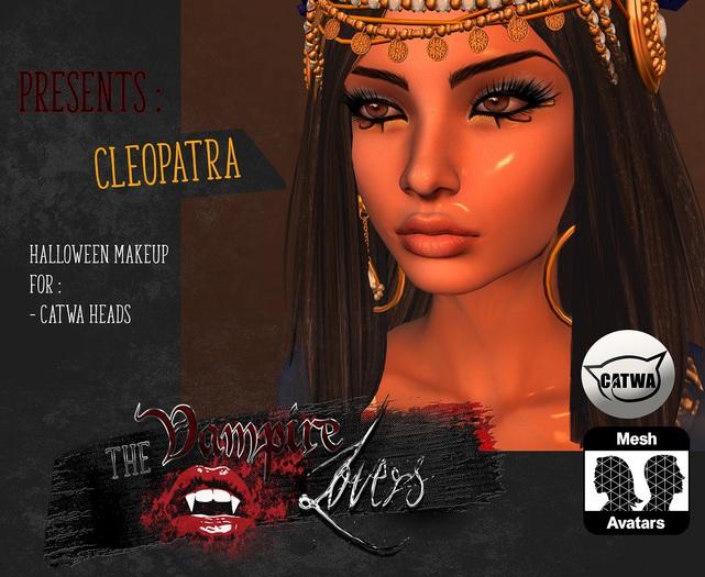 [..VL..] Halloween MakeUp - Cleopatra