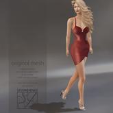 Snowpaws - Decollete Dress - DEMO