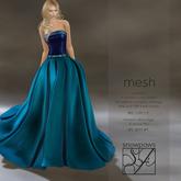 Snowpaws - Nevaeh Blue Gown