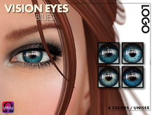 LOGO Vision Series Eyes Blues