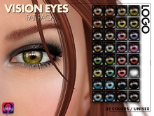 LOGO Vision Series Eyes Fat Pack