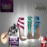 .: Lekilicious  Store:  Sandals Lynn  - MAITREYA ,SLINK,BELLEZA
