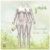 Belle Epoque { Gaia } White
