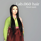 *booN Lab.060 hair black pack